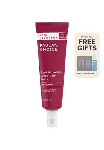 Paula's Choice red Skin Recovery Super Antioxidant Concentrate Serum with Retinol 99E3ABEC04BA33GS_1