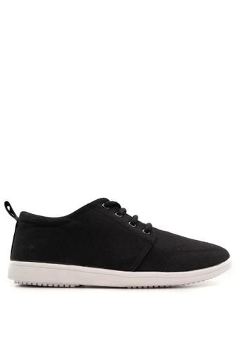 CDE black SkaterX Men Skater Shoes Black-White 43C92SHCF6D79CGS_1