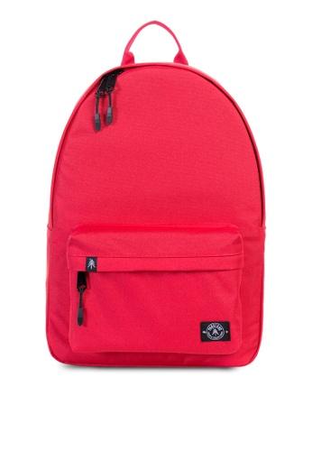 Parkland red Vintage  Backpack PA381AC13ZNIMY_1