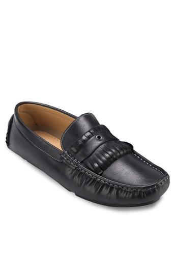 雙飾帶樂福esprit outlet鞋, 鞋, 船型鞋