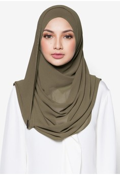 Sparkle Loop Semi Instant Shawl
