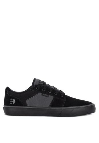 Etnies black Barge Ls Sneakers 901CFSHC15C52AGS_1
