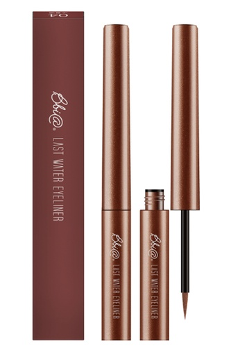 BBIA brown BBIA - Last water eyeliner 04 Chocolate BB525BE0RA8KMY_1
