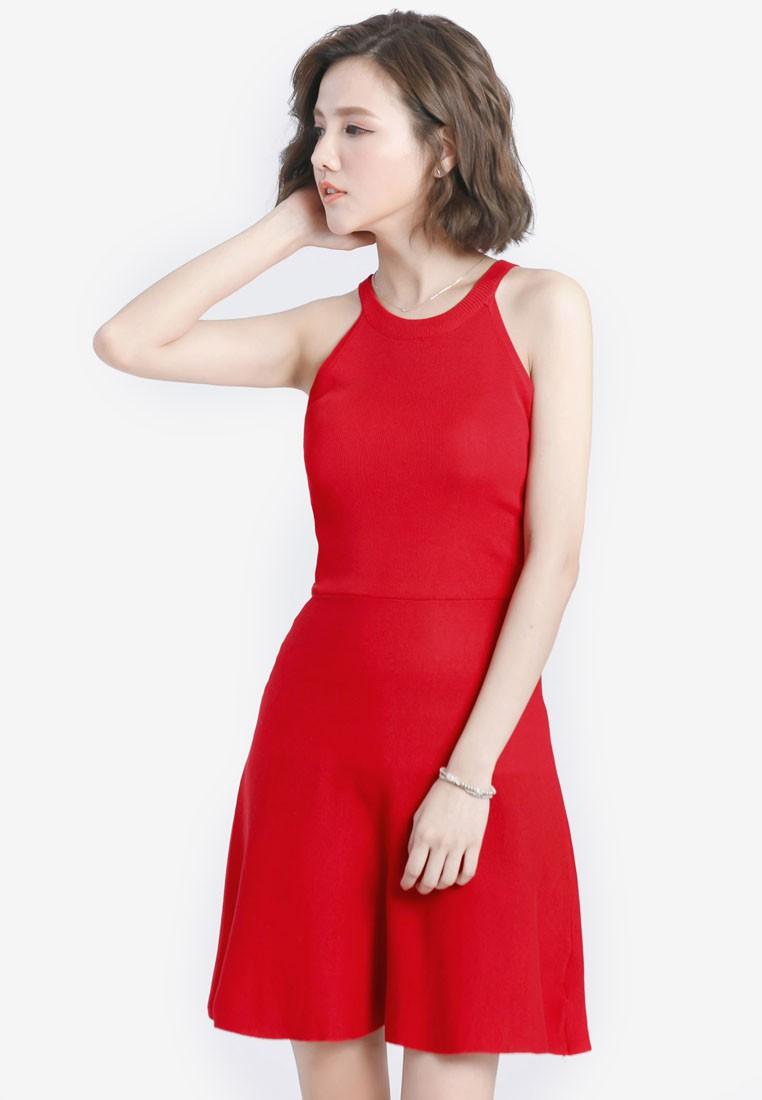 Classic Halter Dress