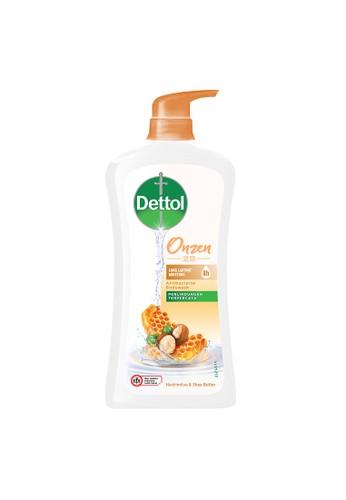 Dettol Dettol Onzen Sabun Mandi Cair Honey 950g Pump 554C0ES40B3A59GS_1