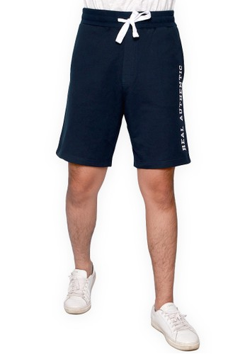 Rigato navy Short Pant Hallindo 3DD05AA125D5E4GS_1