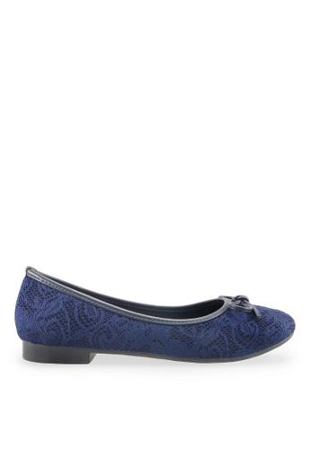 Footspot blue FOOTSPOT - Casual Shoes FO296SH2V7Y8HK_1