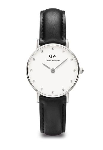 Classy Shesprit 台中effield 26mm 鑲鑽手錶, 錶類, 飾品配件