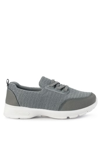 Declan grey Derrick Sneakers 62932SH9EB51CAGS_1