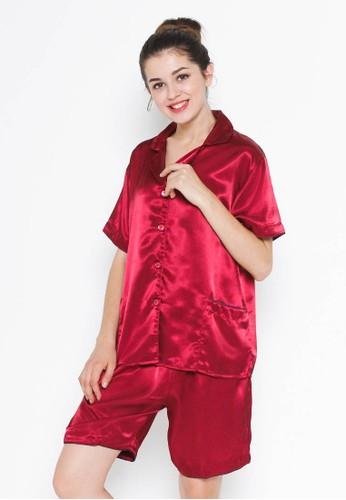 Pajamalovers Sanna Red