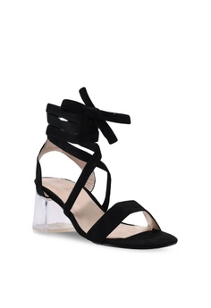 c7f451df88 Public Desire Poseidon Low Block Heels Php 2,649.00. Available in several  sizes · Public Desire red Notion Barely There Heels E1594SHD7BCF9BGS_1