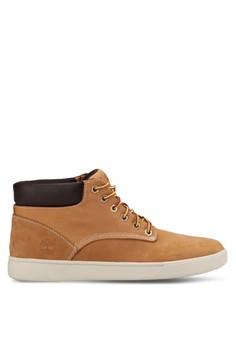 Timberland-Groveton 繫帶踝靴
