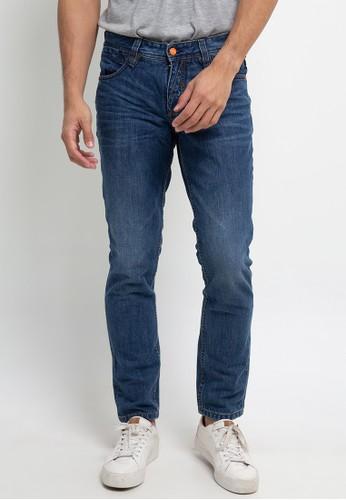 Emba Jeans blue Fm328 Basic Upd E24B7AA386CF90GS_1