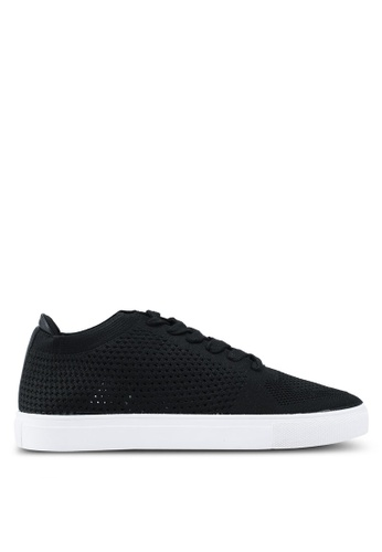 North Star black Lace Up Sneakers 27D14SH8858AB5GS_1