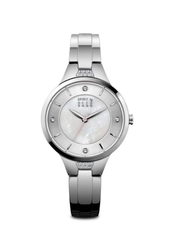ELLE silver Fashion Ladies Watch EL900AC0SSFXMY_1