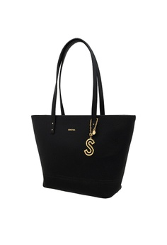 34c53ddd6fea 50% OFF SEMBONIA Leather Tote Bag (Black) RM 589.00 NOW RM 294.50 Sizes One  Size