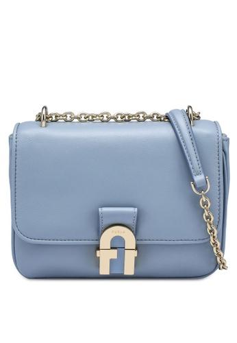 Furla blue Cosy Mini Shoulder Bag (nt) BC124AC9DF86C8GS_1