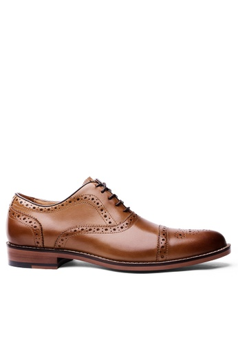 Twenty Eight Shoes Galliano Vintage Leathers Brogues DS6278-21-22 31D98SH249398EGS_1