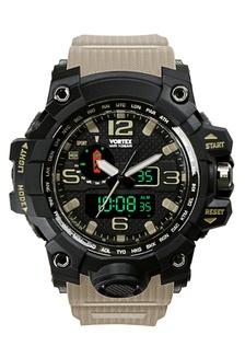 Vortex VX1011 - Jam tangan Pria - Rubber CREAM 4941BACE772BDDGS_1