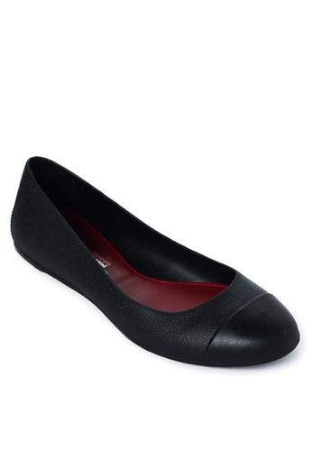 Easy Soft By World Balance black Diva Ballet Flats 7EC02SHE3FEFEFGS_1
