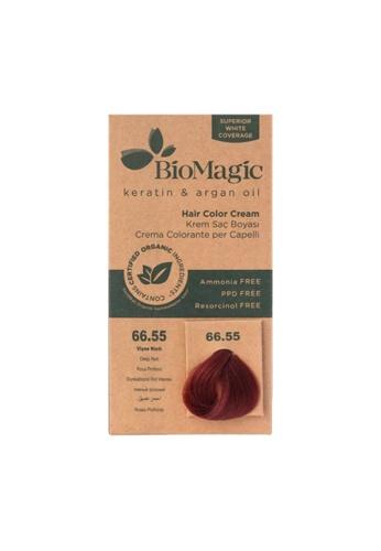 BioMagic BioMagic Organic Hair Color Deep Red (66.55) A0341BE0FBAB1BGS_1