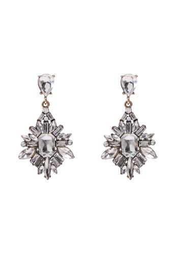 Red's Revenge white Gatsby Grand Statement Earrings 2BD65ACA51B555GS_1
