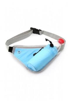 Versatile Leisure Bag W/Water Bottle Pouch