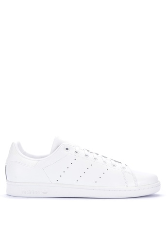 adidas white adidas Originals Stan Smith Shoes 49096SH338D4D6GS_1