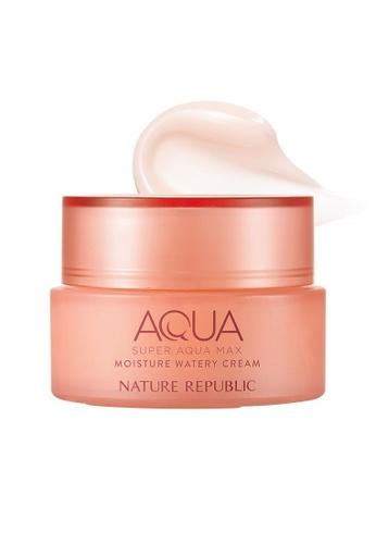 NATURE REPUBLIC Super Aqua Max Moisture Watery Cream 80ml 45E23BE2085F25GS_1