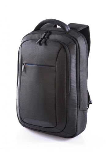 Samsonite black Samsonite Ikonn Laptop Backpack II SA186AC75CFKSG_1