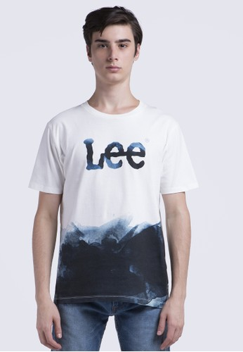 Lee white T-Shirt Short Sleeve 9867FAA82A2BCCGS_1