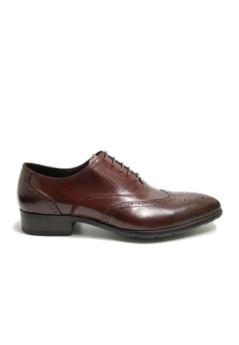 Kings Collection red Coleman Wingtip 20855SH9E99CF0GS_1