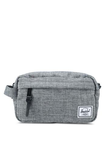 Herschel grey Chapter Carry On Bag 3FBB3AC2952627GS_1