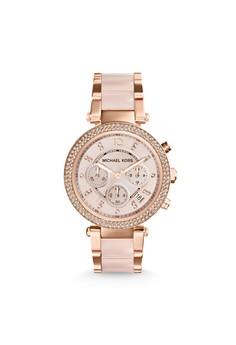 Parker鑽飾計時腕錶 MK5896