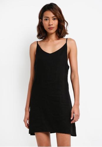Billabong black Summer Love Dress EB7E1AA5334B33GS_1