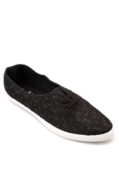 Yanna Lace-up Sneakers