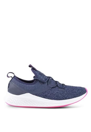 New Balance navy LAZR (Mesh) Fresh Foam Performance Running Shoes NE323SH0SW99MY_1