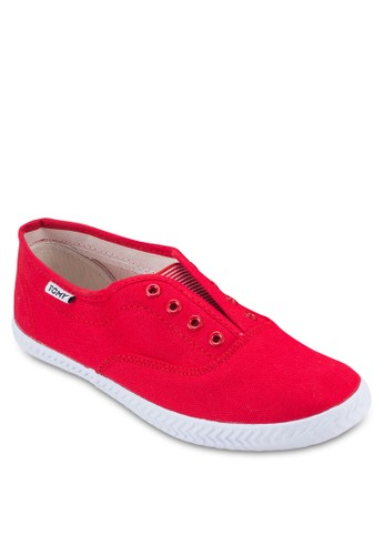 簡約鞋孔懶人鞋, 女esprit門市鞋, 鞋
