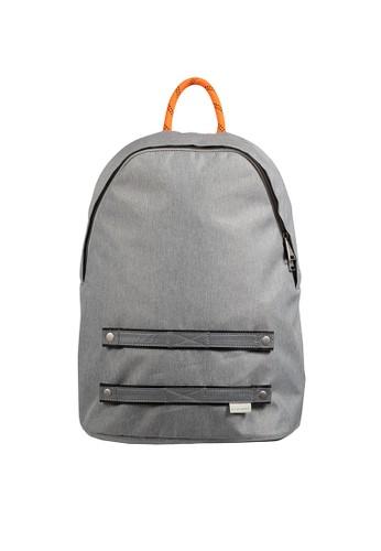 Doughnut grey Kansas Mid-tone Series Backpack F60D5AC1CBF677GS_1
