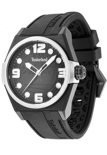 Timberland black Timberland RADLER Black  42mm Men's Watches (TBL.13328JPBS/02) 8E471AC408D066GS_1