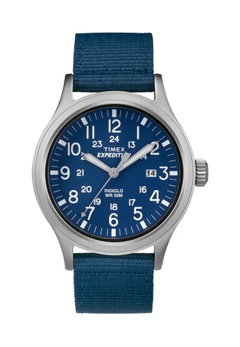 TIMEX blue Timex Expedition® Scout - TW4B07000 TI205AC0RDJZMY_1