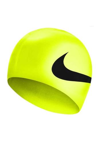 Nike yellow Nike Unisex Big Swoosh Cap BEEC5ACB4516AEGS_1