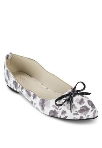 Amber Little Bow Fzalora鞋子評價lats, 女鞋, 鞋