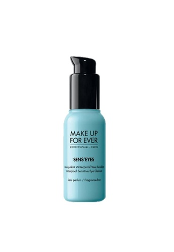 MAKE UP FOR EVER blue SENS'EYES - Waterproof Sensitive Eye Cleanser Travel Size 30ML 964A4BE2FA26E2GS_1
