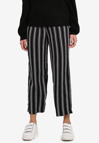 Supre black Straight Leg Pants 9175CAACE76165GS_1