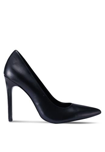 Calvin Klein 黑色 經典高跟鞋 B682ASH96D0C18GS_1