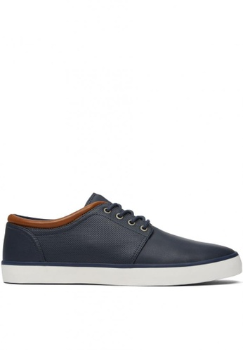 Call It Spring navy Ferwen Sneakers CDC5DSH1601711GS_1