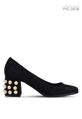 BETSY black Classic Pump Heels 0B3F6SHE406E3BGS_1