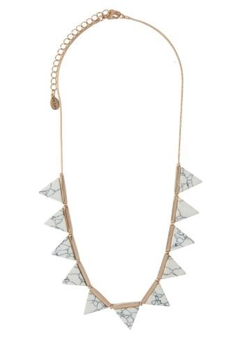 Schiavol 幾何牌飾項鍊, 飾品配件, 項zalora taiwan 時尚購物網鍊