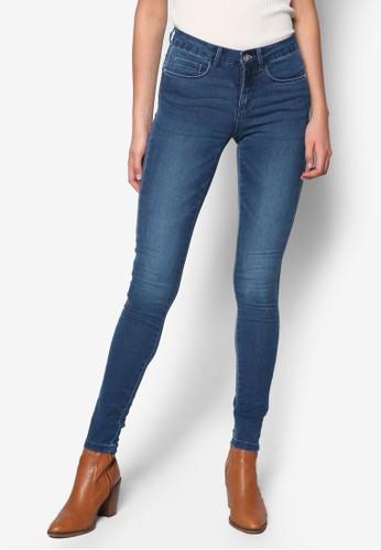Royalesprit taiwan 窄管牛仔褲, 服飾, 牛仔褲